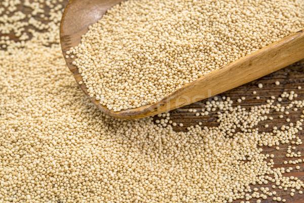 amarnath grain scoop Stock photo © PixelsAway