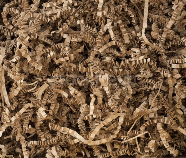 shredded brown paper background Stock photo © PixelsAway