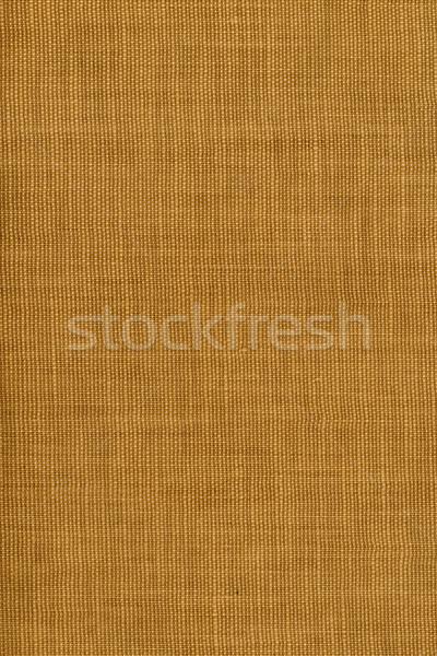 brown coarse textile background Stock photo © PixelsAway