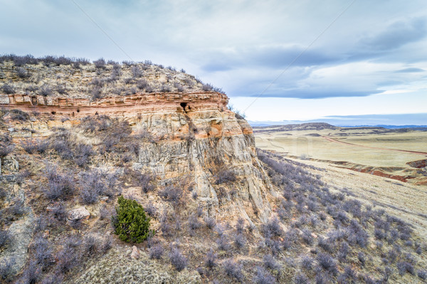 aerial view of northern Colorado foothills  Stock photo © PixelsAway