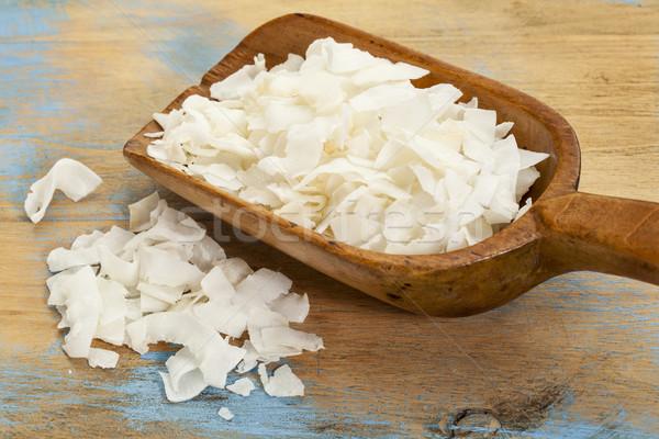 shredded coconut  Stock photo © PixelsAway