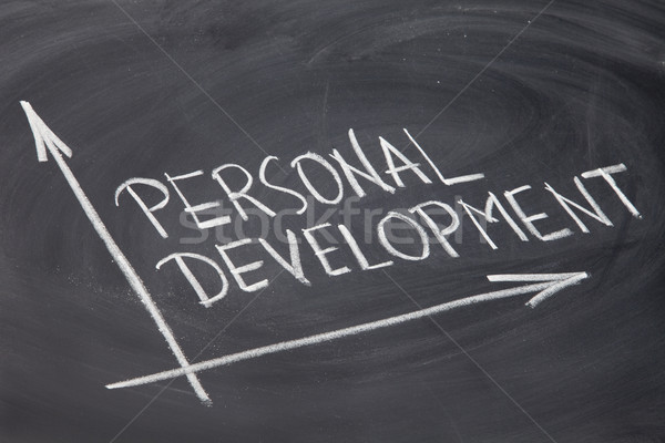 personal development Stock photo © PixelsAway