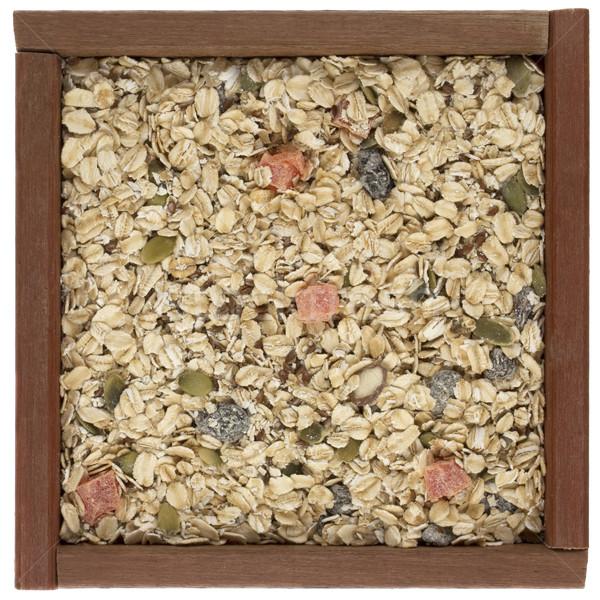 muesli cereal in a wooden box  Stock photo © PixelsAway