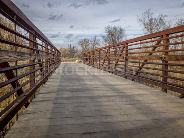 recreational and commuting bike trai Stock photo © PixelsAway