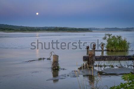 Niobrara National Scenic River in Nebraska Stock photo © PixelsAway