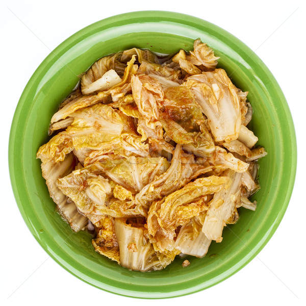 traditional Korean kimchi Stock photo © PixelsAway
