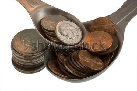 Investing or saving recipe  Stock photo © PixelsAway