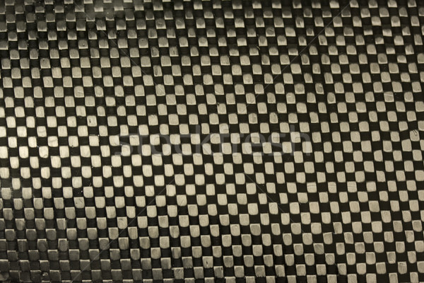 carbon fiber fabric with epoxy resin background Stock photo © PixelsAway