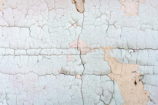Starych gipsu ściany tekstury Zdjęcia stock © PixelsAway