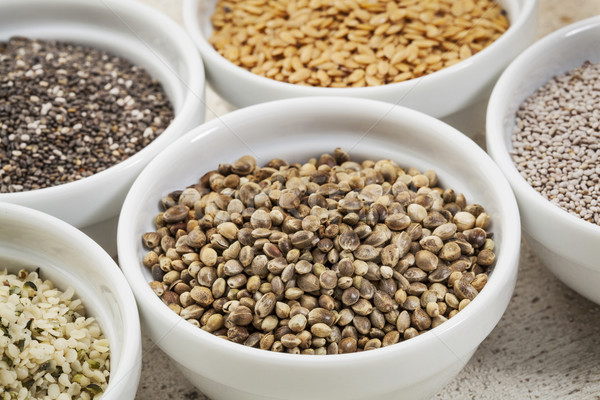 hemp seeds  Stock photo © PixelsAway