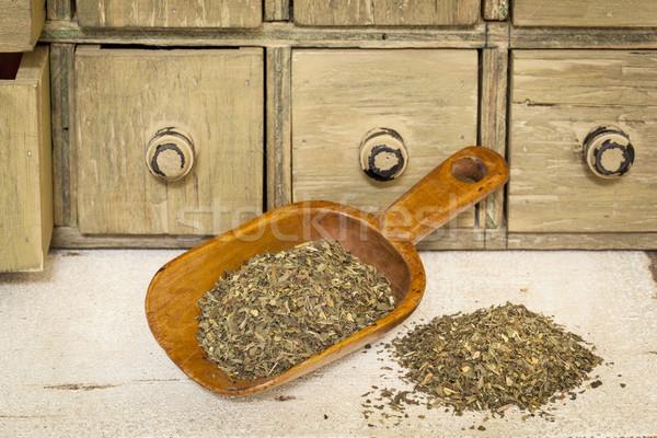 peppermint herbal tea Stock photo © PixelsAway