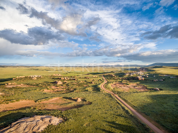 Sand Creek National Natural Landmark Stock photo © PixelsAway