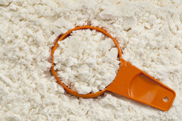 whey protein powder scoop Stock photo © PixelsAway