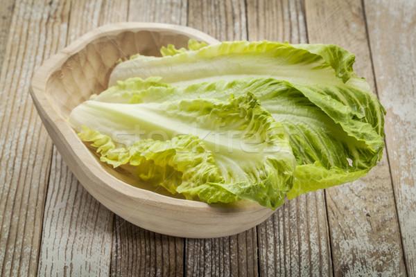 romaine lettuce Stock photo © PixelsAway