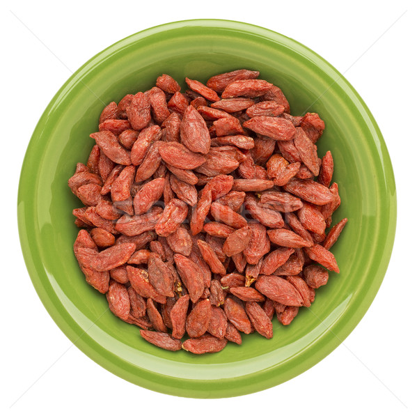 dried goji berries Stock photo © PixelsAway