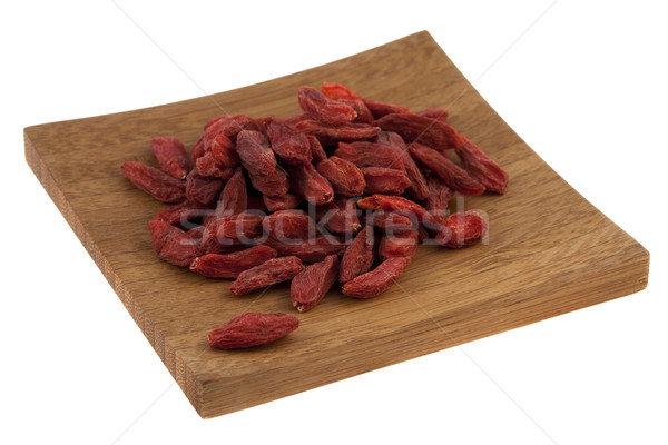 dried Tibetan goji berries (wolfberry)  Stock photo © PixelsAway