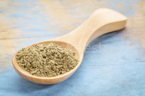 hemp seed protein powder Stock photo © PixelsAway