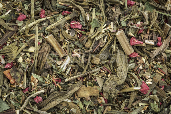 Breathing and bronchitis herbal tea Stock photo © PixelsAway