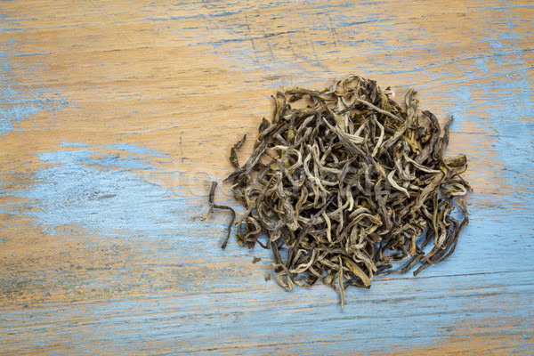 Yunnan Mao Feng green tea Stock photo © PixelsAway