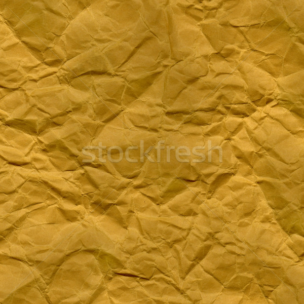 crumpled packing paper texture Stock photo © PixelsAway