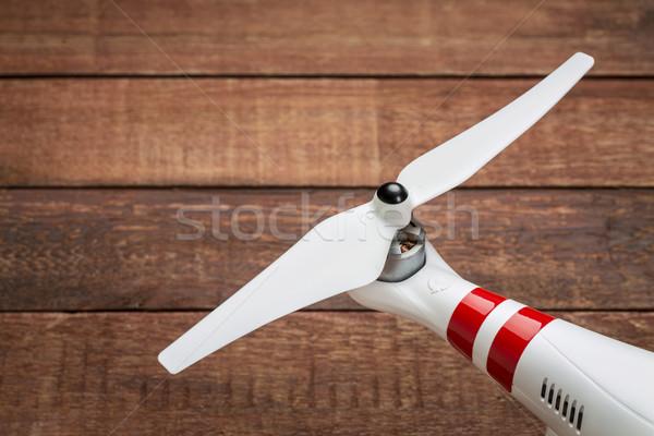 drone propeller Stock photo © PixelsAway