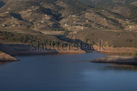 Колорадо горные жизни жилой роскошь домах Сток-фото © PixelsAway