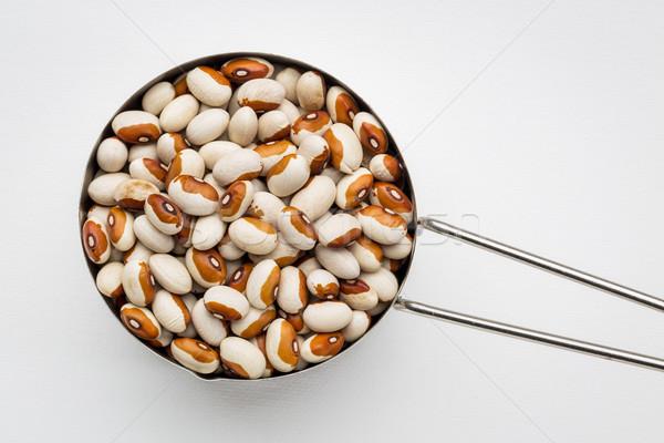 yellow eye bean in measuring scoop Stock photo © PixelsAway