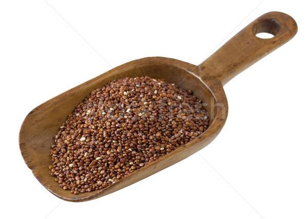 scoop of quinoa Stock photo © PixelsAway