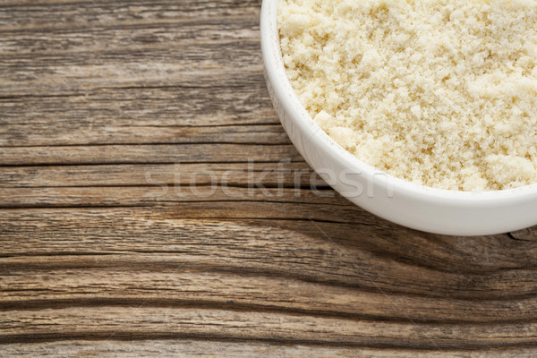 blanched almond flour Stock photo © PixelsAway
