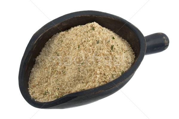 scoop of breadcrumbs Stock photo © PixelsAway