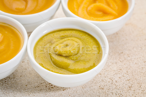 organic baby food or snack Stock photo © PixelsAway