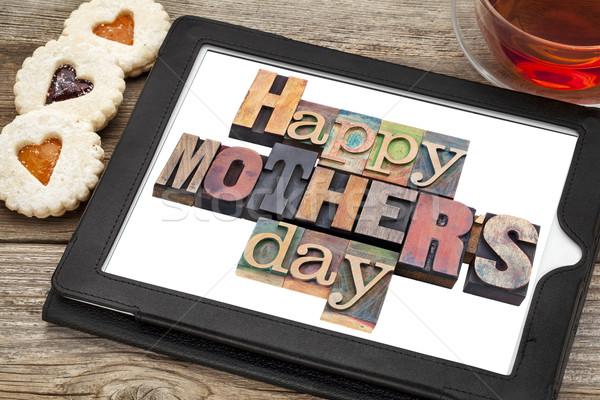 Happy Mother Day Stock photo © PixelsAway