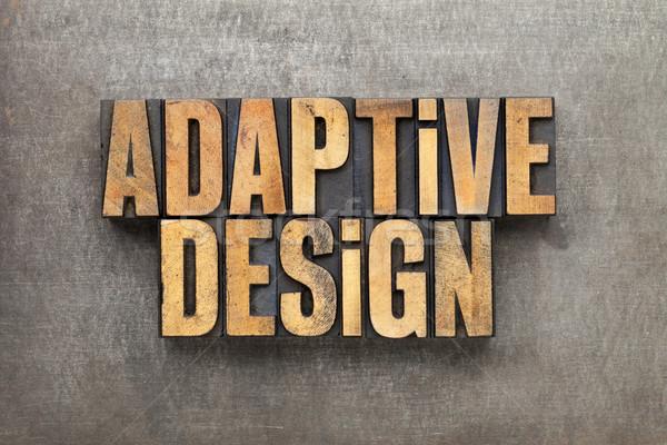 adaptive design Stock photo © PixelsAway