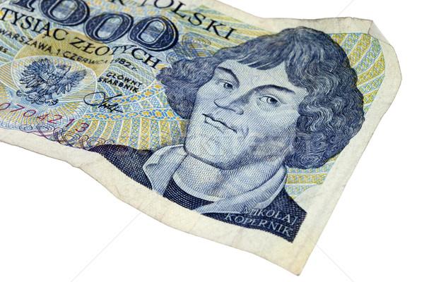 Nicolaus Copernicus, astronomer Stock photo © PixelsAway