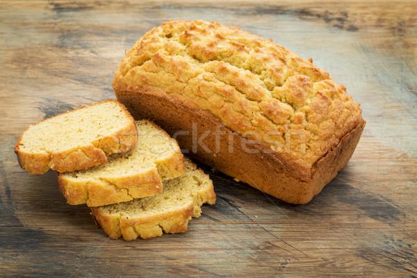Glutenvrij brood brood vers gebakken Stockfoto © PixelsAway