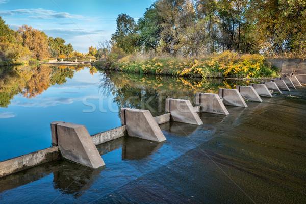 Rio Colorado água la outono Foto stock © PixelsAway