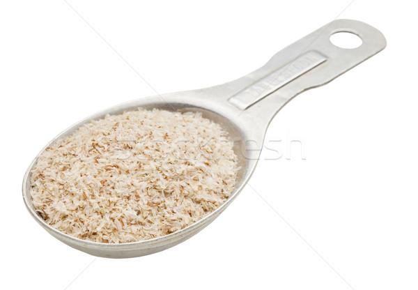 spoon of psyllium seed husks  Stock photo © PixelsAway