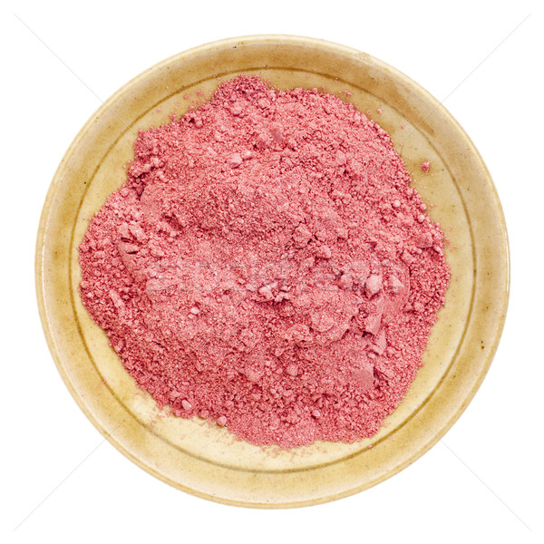 Organic yumberry powder Stock photo © PixelsAway