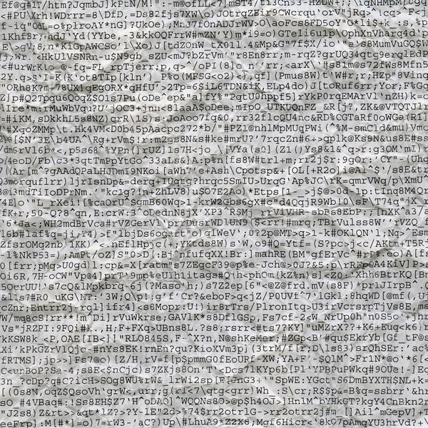 computer gibberish printout on crumpled paper Stock photo © PixelsAway