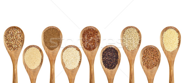gluten free grains Stock photo © PixelsAway