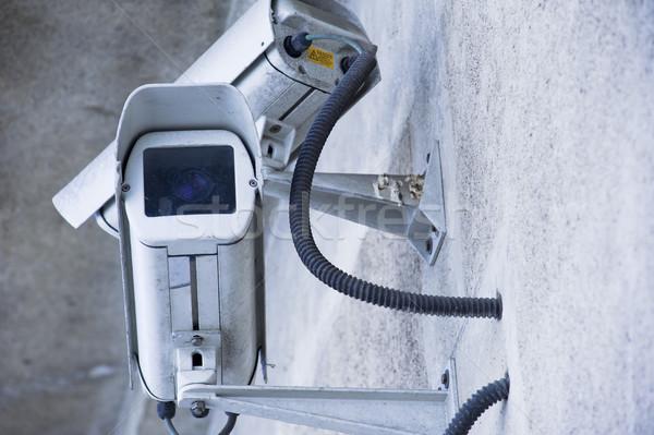 urban video and security camera Stock photo © pixinoo