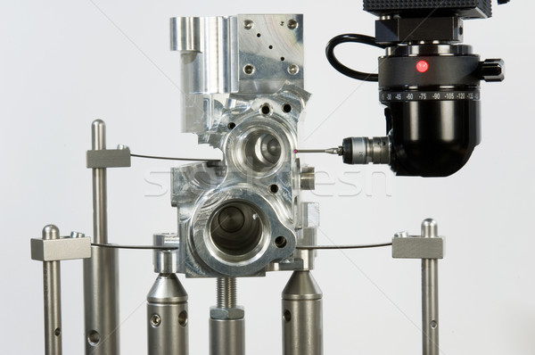 3-D-coordinate-measuring Stock photo © pixpack