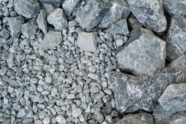 Cinza pedras rochas Foto stock © pixpack