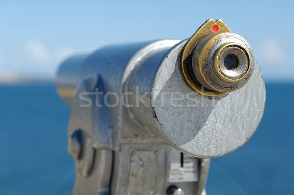 красный посмотреть контроль поиск цель Сток-фото © pixpack