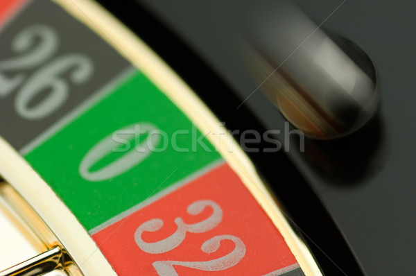 Roulette Stock photo © pixpack