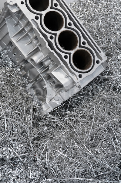 Aluminum-Recycling Stock photo © pixpack