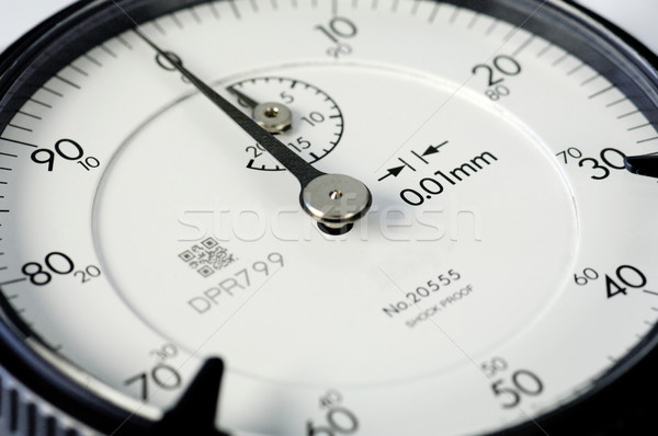 Dial gauge Stock photo © pixpack