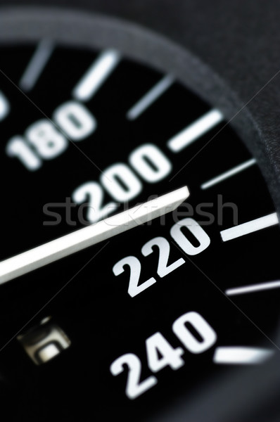 Speedometer Stock photo © pixpack