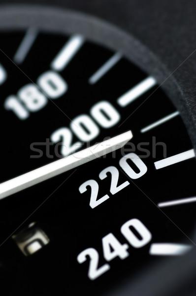 Speedometer Stock photo © pixpack