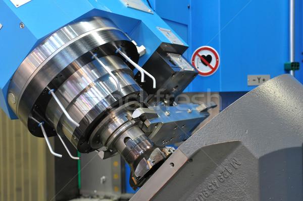 Metal drill Stock photo © pixpack